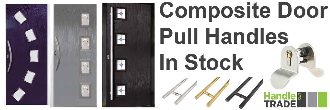 Composite Door Pull Handles
