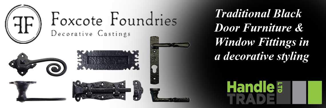 Foxcote Foundries for Black Door Furniture