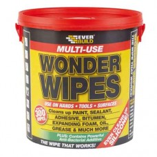 Everbuild Giant Wonder Wipes for Multi-Use Cleaning 300