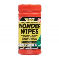 Everbuild Wonder Wipes for Multi-Use Cleaning 100