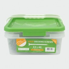 Solo Decking Screw 4.5 x 60mm PZ2 Box 1000 - Green