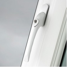 Pro Linea Window Espag Handle Inline 40mm Locking WH