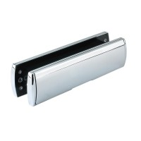 ProStyle Letterbox 40-80mm Polished Chrome