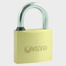 Veto Brass 30mm Padlock