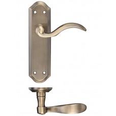 Fulton & Bray - Winchester Lever Latch Door Handle 48 x 180mm FB - FB052FB