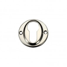 Euro Profile Door Escutcheon 45mm PVDN