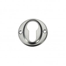 Euro Profile Door Escutcheon 45mm SN