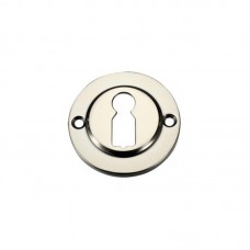 Standard Key Profile Door Escutcheon 45mm PVDN