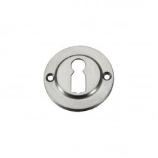 Standard Key Profile Door Escutcheon 45mm SN