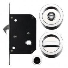 Sliding Door Lock Set CP