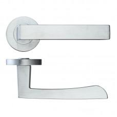 Rosso Maniglie - Mensa Door Handle Screw on Rose SC - RM050SC