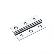 Top Draw Fittings - Cabinet Butt Hinge 50mm x 28mm x 1.5mm CP - TDF105CP