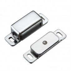 Top Draw Fittings - Cabinet Magnetic Catch 45mm x 15mm x 14mm CP - TDFMC1CP