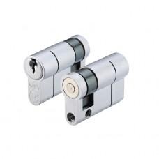 Euro Door Half Cylinder Single V5 Finish Options