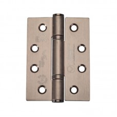 "Ball Bearing Door Hinge 4 x 3"" Grade 14 201 PVD Bronze"