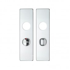 ZAAIP Short Door Handle Cover Plate Bathroom SA