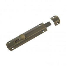 Surface Door Bolt 150mm FB