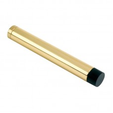 Door Stop Cylinder Solid 105mm PB