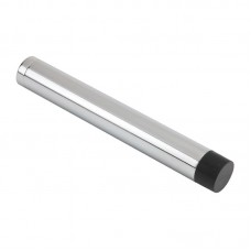 Door Stop Cylinder Solid 105mm CP
