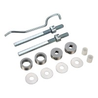 Back to Back Door Handle Fixings To suit Pull Handles 22mm Dia SS