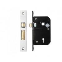 BS 5L Roller Sash Door Lock 67mm SS