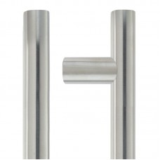 Guardsman Door Pull Handle 22mm Dia. x 300mm 201 SS