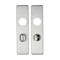ZCSIPSP Handle Cover Plate Bathroom 45 x 180mm 304 SS
