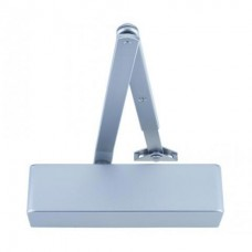 Door Closer Size 2 - 4 Silver