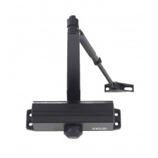 Door Closer Size 3 Black
