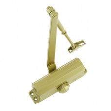 Door Closer Size 3 Gold