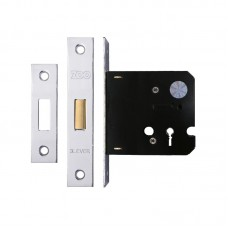 3L Door Dead Lock 79.5mm Case 57mm Bkst NP