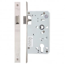 Din Door Latch 60mm Bkst SS