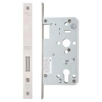 Din Euro Dead Door Lock 60mm Bkst SS