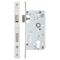 Din Sash Door Lock 72mm c/c 55mm Bkst SS
