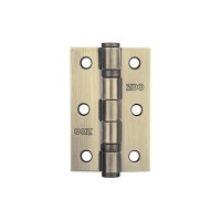 "Ball Bearing Door Hinge 3 x 2"" Steel FB"