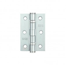 "Ball Bearing Door Hinge 3 x 2"" Steel SC"