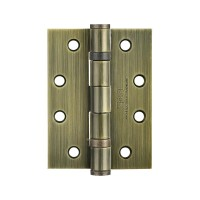 "Ball Bearing Door Hinge 4 x 3"" FB"