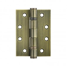 "Zoo Hardware - Ball Bearing Door Hinge 4 x 3"" FB - ZHS43FB"