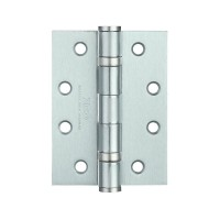 "Ball Bearing Door Hinge 4 x 3"" SC"