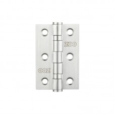 "Ball Bearing Door Hinge 3 x 2"" Grade 201 SS"