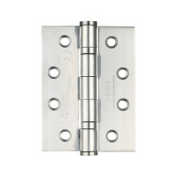 "Ball Bearing Fire Door Hinge 4 x 3"" Grade 13 201 PS"
