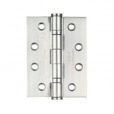"Zoo Hardware - Ball Bearing Fire Door Hinge 4 x 3"" Grade 13 201 PS - ZHSS243P"
