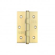 "Slim Knuckle 3 x 2"" Washered Door Hinge SS201 PVD Gold"