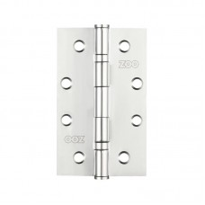 "Slim Knuckle Bearing Door Hinge 4 x 2.5"" SS201 PS"