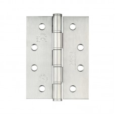 "Zoo Hardware - Washered Door Hinge 4 x 3"" Grade 7 201 SS - ZHSSW243S"