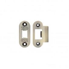 Zoo Hardware - Spare Acc Pack for Tubular Door Latch Radius FB - ZLAP01RFB