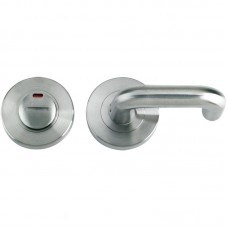 Zoo Hardware - ZPS Disabled Door Turn & Release RTD Lever 50mm Dia. 304 SS - ZPS007iSS