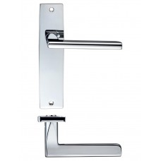 Venice Lever Latch Door Handle 43 x 180mm CP