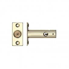 Zoo Hardware - Door Security Rack Bolt - 61mm EB - ZRB02EB