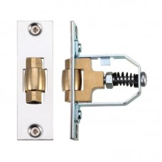Roller Door Latch Adjustable 76mm PS
